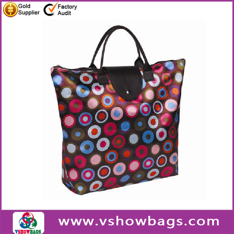 Lightweight embroidery cotton bag beach tote bag