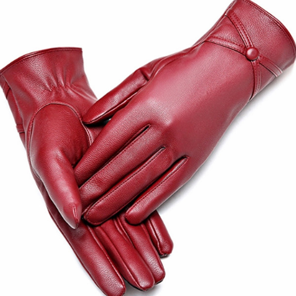 Cheap leather glove women importers for leather gloves