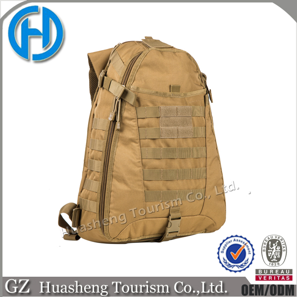 assault Backpack Outdoor Gear Military Tactical Molle Mountaineering Travel Canvas Combat Pack Camping Cycling Bag