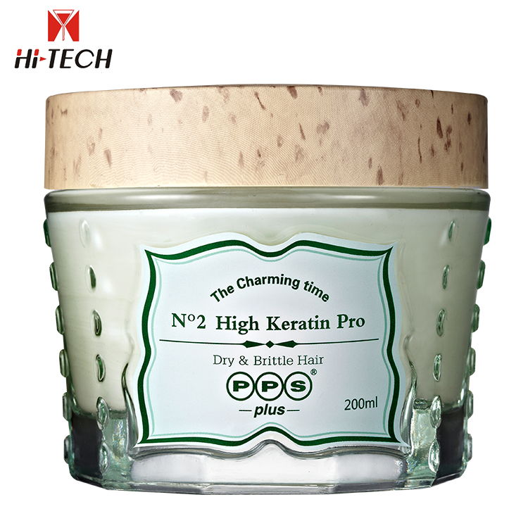Natural Nourishing Hair Treatment Collagen Frizzy Solution Hair Mask