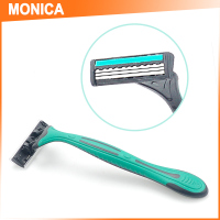 Monica shaving razor making machine damascus razor disposable razor blades