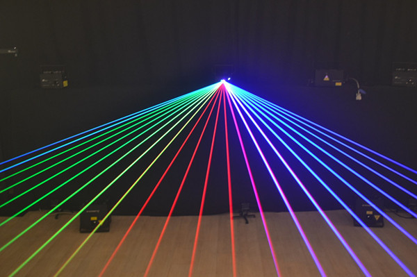 2016 Hot Selling High Quality Pure Diode 2w Rgb Laser Light
