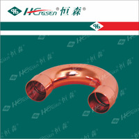U Bend/180 Degree Elbow (2 ports are outside diameter) Copper Fitting pipe Fitting