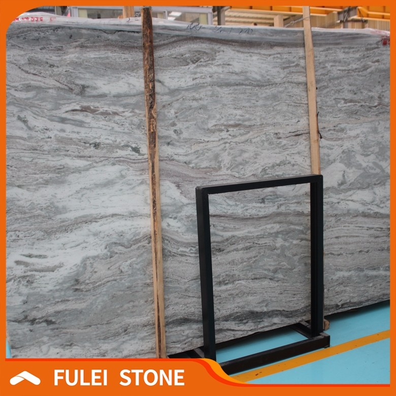 Exotic Granite Slabs Fantasy Brown Granite Prices for Countertops