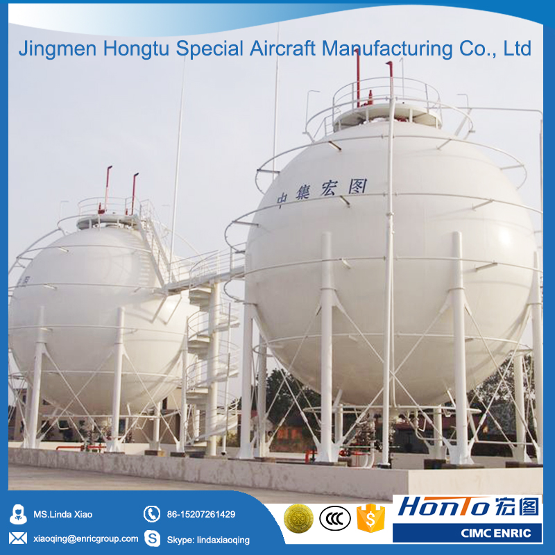 400CBM lpg/Propane spherical tanks