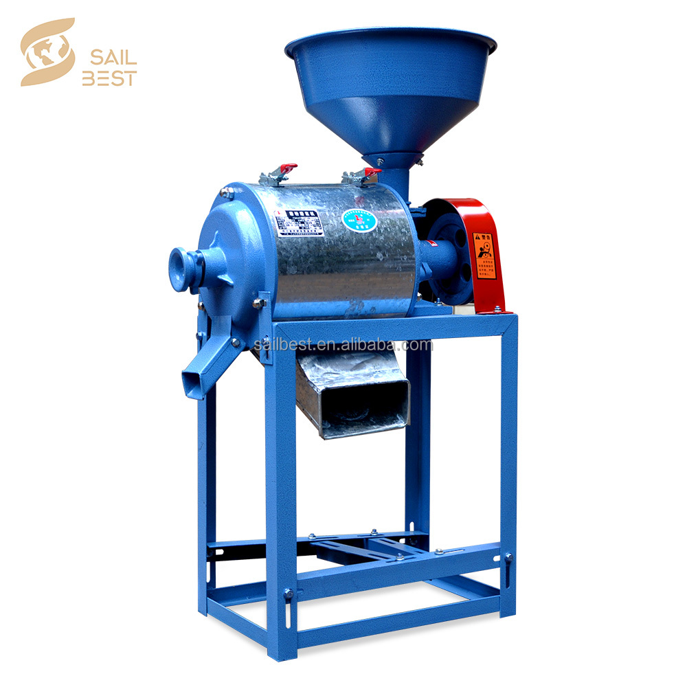 Corn flour mill grinder/grain grinder milling /maize flour plant with complete processing line