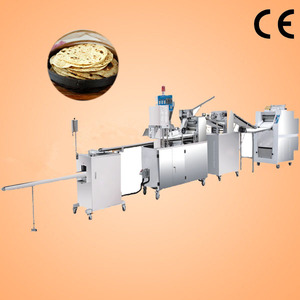 Indian Stainless Steel Frozen Electric Automatic Roti Making Machine