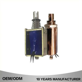 Open Frame Actuator Linear Mini Push Pull Solenoid Electromagnet - Buy  Cheap Electro Magnet 10mm 40n,Micro Solenoid Electromagnet,Dc6v 12v Dc
