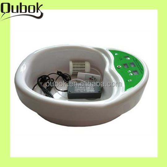 2013 Brand New Vibrating Aqua Chi Foot Cleanse