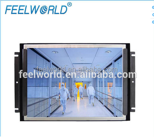 "feelworld 1000cd/m2 high brightness 15"" touch screen monitor for indoor and outdoor display"