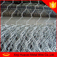 galvanized double twisted chicken hexagonal poultry wire mesh netting
