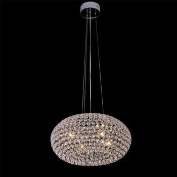 New Products Round Crystal Ball Pendant Light /crystal Pendant ...