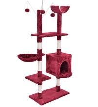 Cat Tree Tower Condo Furniture Scratching Post Pet Kitty Play House