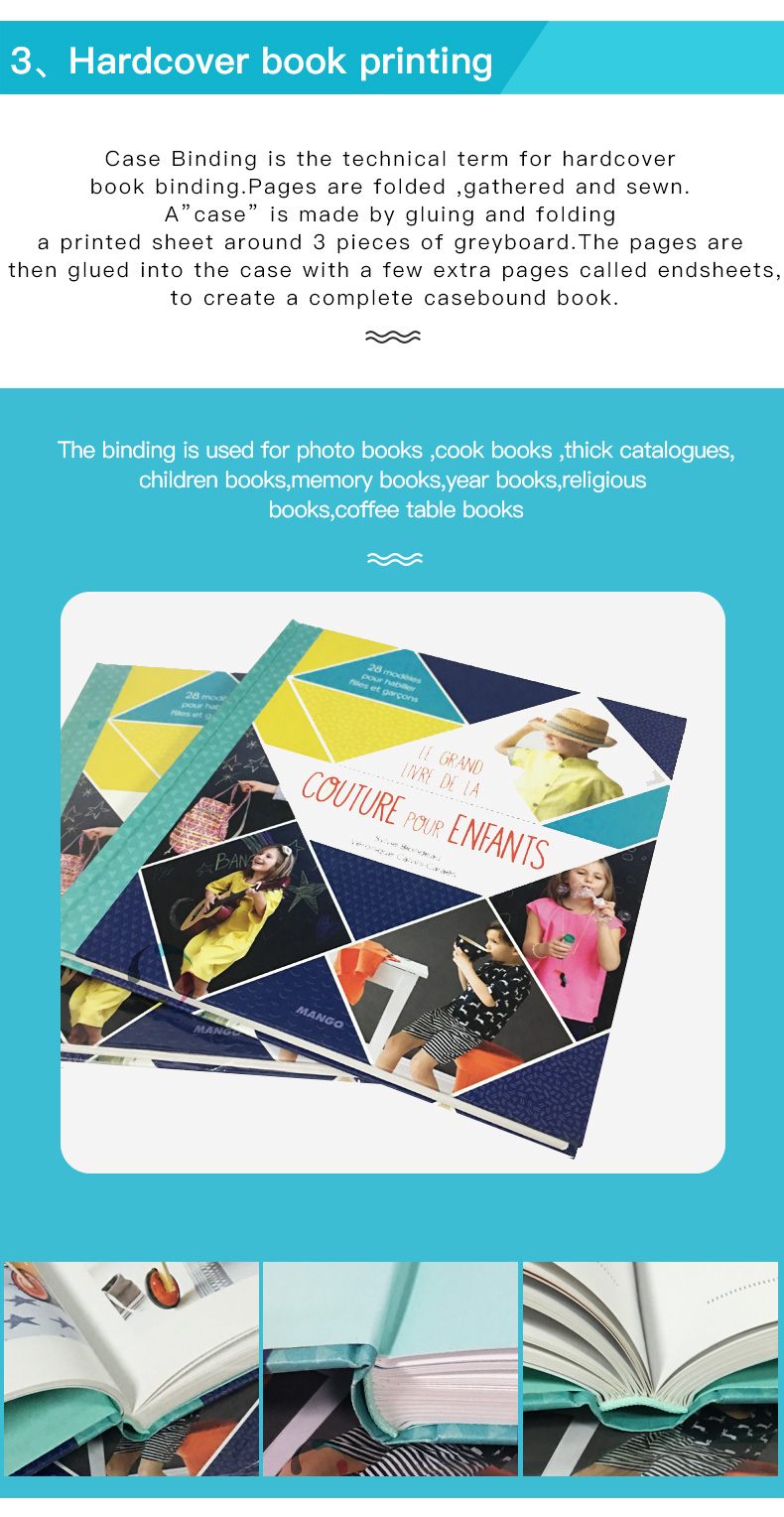 Custom printing service catalogue companies in shenzhen