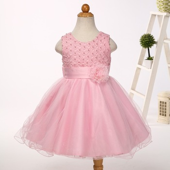 2b2d186bcac Online Shopping Wholesale Satin Fabric 3-5 Year Old Girl Wedding Party Dress  LH032XZ