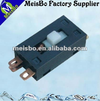 CE 0.5a three pin smd mini slide switch