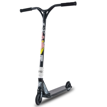 Freestyle 360 district Fox Pro Stunt Scooter,big wheels kids pedal kick scooter,any OEM or ODM is acceptable stunt scooter