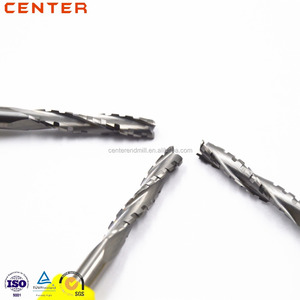 Three flutes carbide aluminium roughing cutting tools