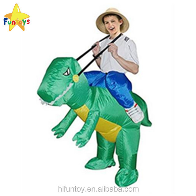 Funtoys CE Gonflable Enfants Dinosaure T-REX Halloween Costume
