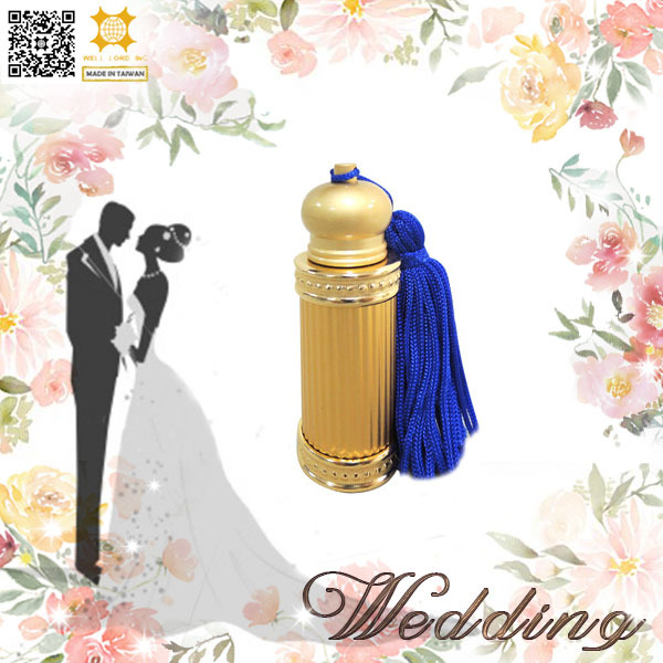 Muslim Wedding Gift: Islamic Wedding Favors Gifts Fragrance Oil Aluminum Mini