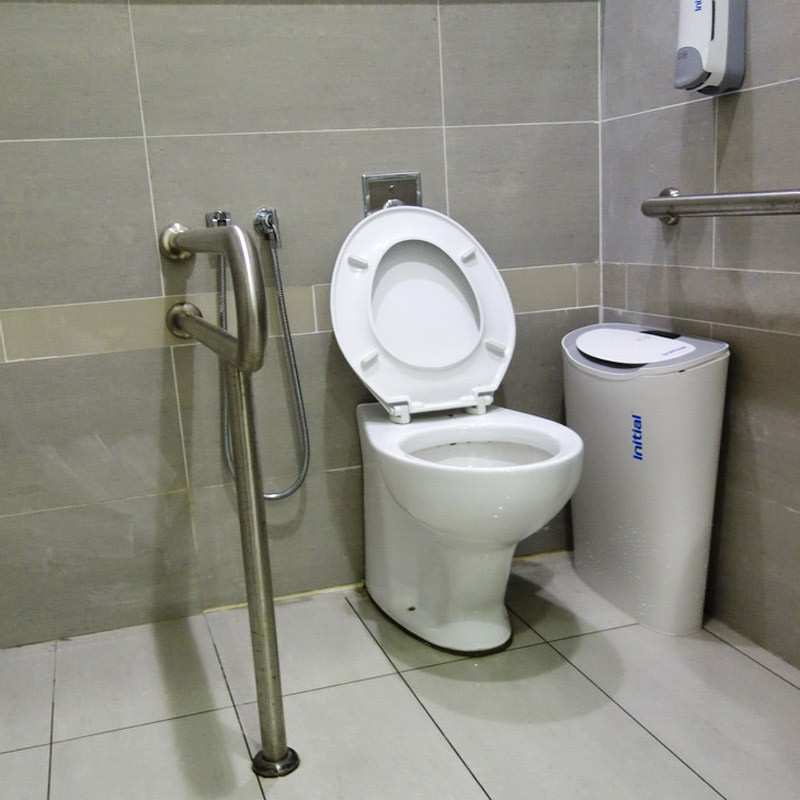 Stainless Steel U-shaped Grab Bar For Toilet - Buy Stainless Steel ...