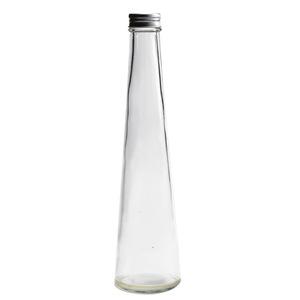 10 oz glass bottles 300ml 330ml 375ml 400ml 500ml 750ml 800ml voss glass  juice water beverage bottle with lid