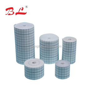 Medical Fixation Dressing Retention Tape Roll 4 x 11 yds 1 Roll per box