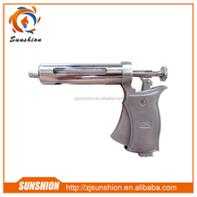 50ml continuous adjustable automatic veterinary injection syringe