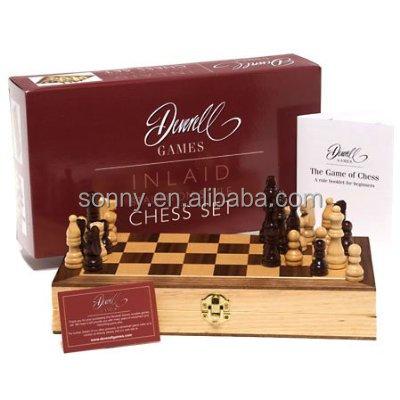 Warm te koop met schaakklok schaakbord set, schaken sets voor india
