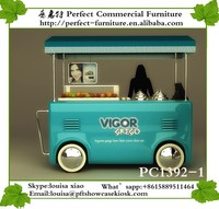2017 New Food Cart Mobile Coffee Car For Juice Used Gelato Cart ...