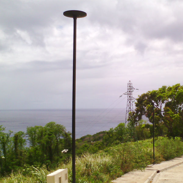 2016 New Products Rechargeable Smart Solar Street Light With ...