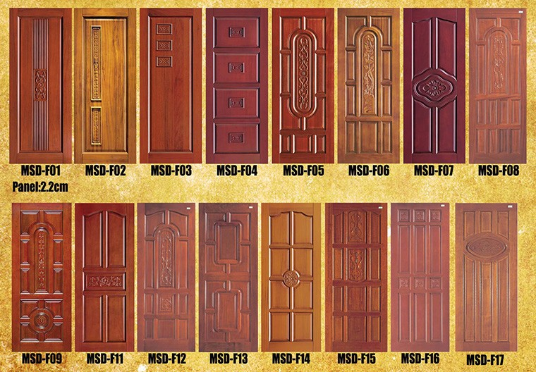 New single wooden door designs for indian homes view for Single door designs for indian homes