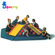 100% safe children indoor soft play equipment, develop kids brain activity soft play