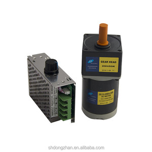Assurance Trade 200 watt 12v dc gear motor with speed regulator