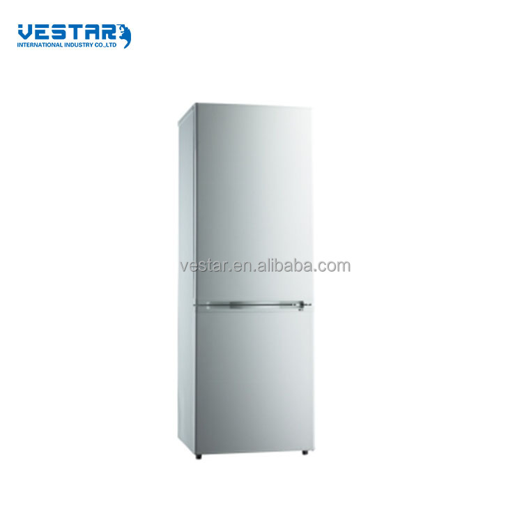 Top fridge and bottom freezer made in china N/ST climate PCM 2 doors refrigerator