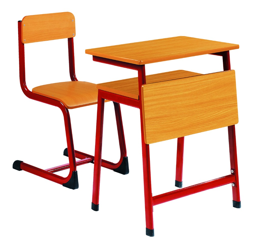 Primary School Set Classroom Desk and Chair School Furniture