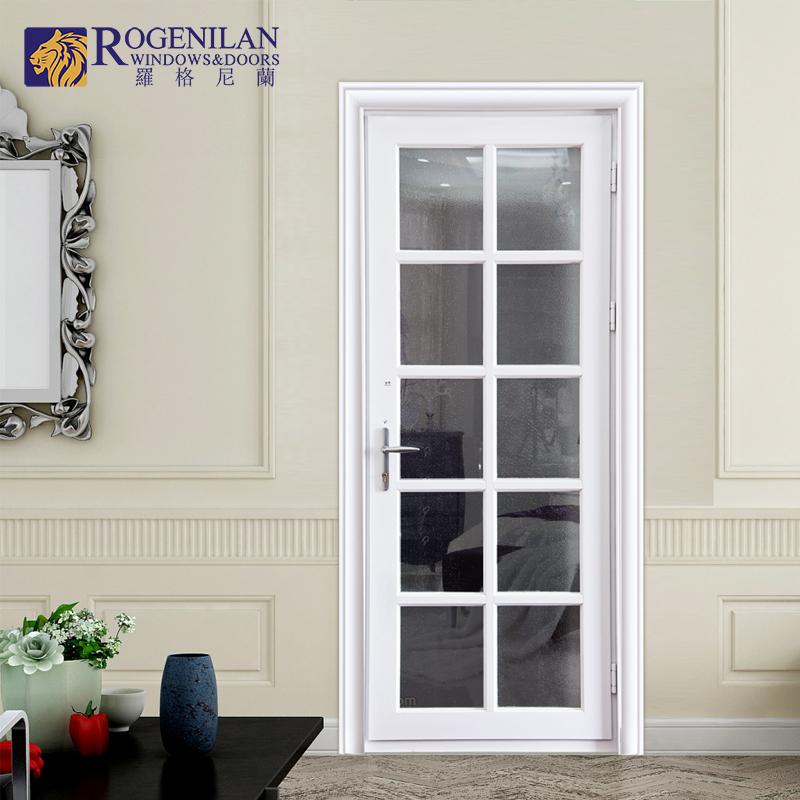 Rogenilan Single Leaf Aluminum Double Swing Public Toilet Door - Buy ...