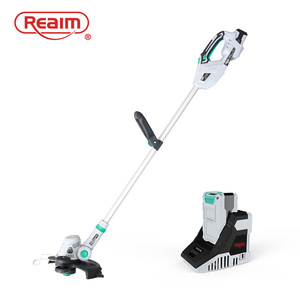 40V Cordless Grass Trimmer with chargeable Lithium battery electric garden tools