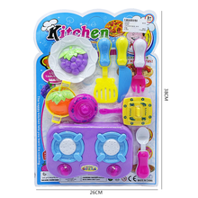 Safe Material Kids Kitchen Set Toy