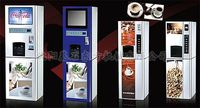 coin operated coffee vending machine for shopping street use yj806-863,coffee vending machinery manufacturer