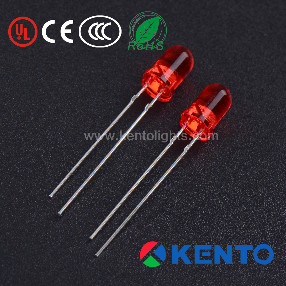multi color led decorative light lamp led schottky diode 200v