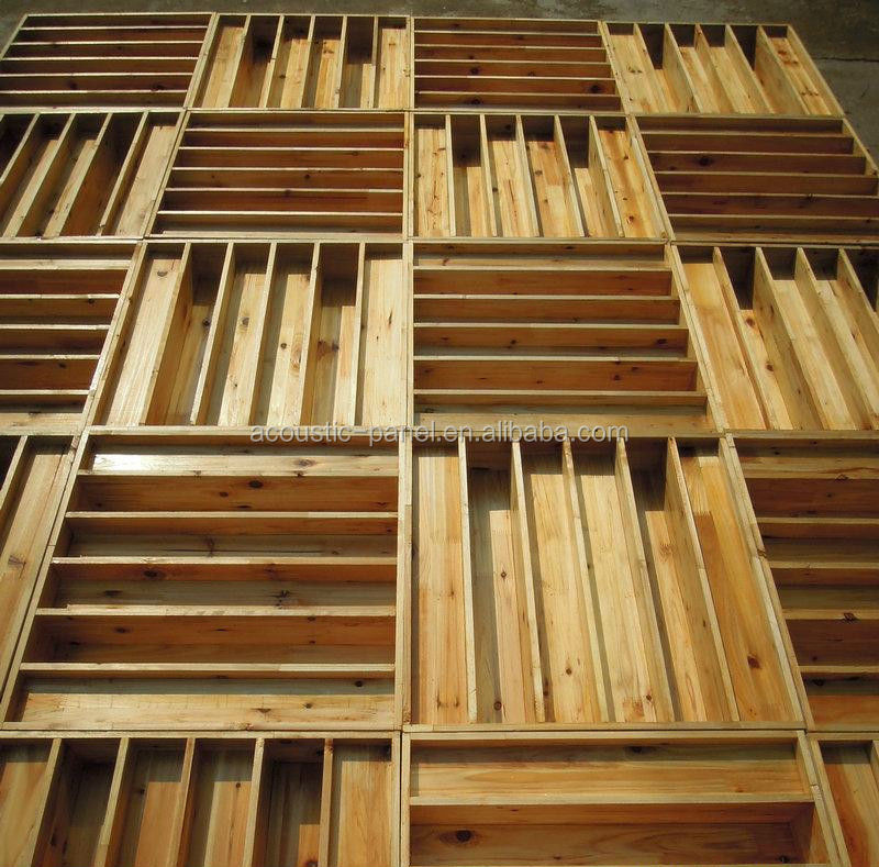 Wood Recording Studio Six Order Dimension Acoustical