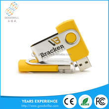 Hot sell rectangle plastic usb flash drive blank usb flash drive