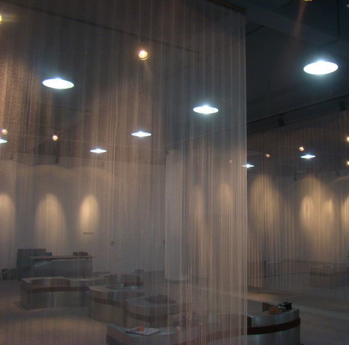 Cheap And High Quality Metal Mesh Curtain