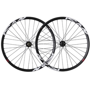 ICAN All mountain carbon wheels 29ER mtb wheels Novatec hub black full carbon fiber wheelset 2016 China AM 290-35-TL