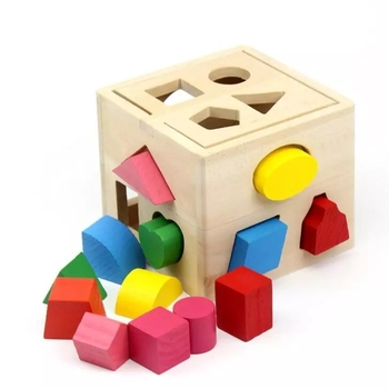 Eco-friendly colorful educational kids toys building blocks