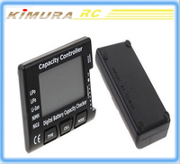 2015 High Quality RC CellMeter-7 Digital Battery Capacity Checker LiPo LiFe Li-ion NiMH Nicd for RC Battery with Free Shipping