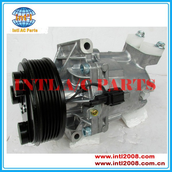CR10 compressor FOR Nissan Micra/Tiida/Latio/Versa/Note 1.6 1.8 05-10 92600CJ700 92600CJ70A 92600CJ71B 92600CJ73A 4045621442811