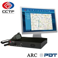 D-1280 Top Rated Worthy Two Way Radio Software For Management 2 Way Mobile Radios Dispatching