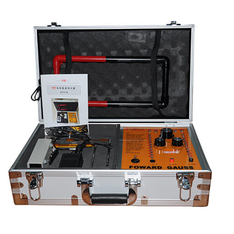 Long range high quality VR8000 underground gold detector